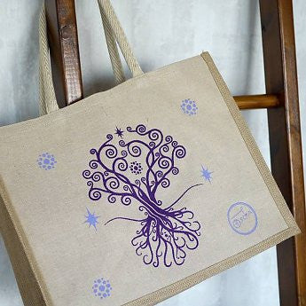 Oscha Slings - Lorien Amethyst Eco Bag