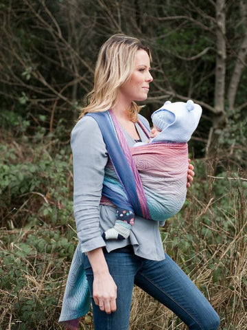 Oscha Slings - Rei Reflected  Baby Wrap