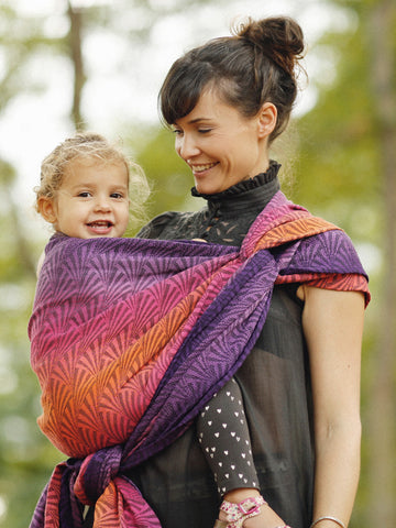 Oscha Slings - Rive Pasque Baby Wrap