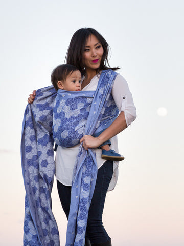 Oscha Slings - Roses Hope Baby Wrap