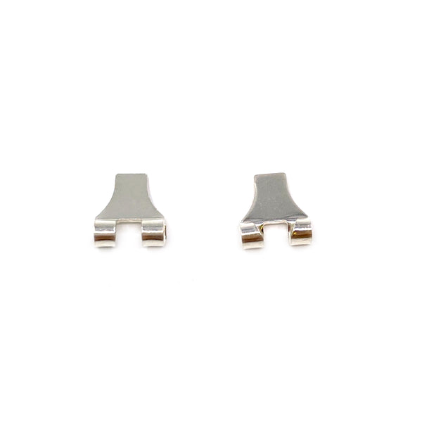 Silver Ear Clip, Joint, S117