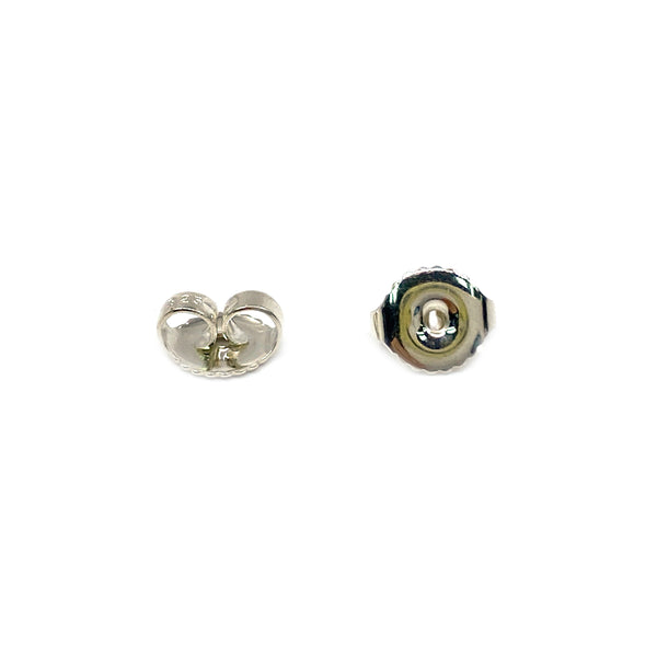 Silver Ear Nut, S401, Heavy Weight