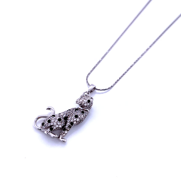 Silver Necklace 18
