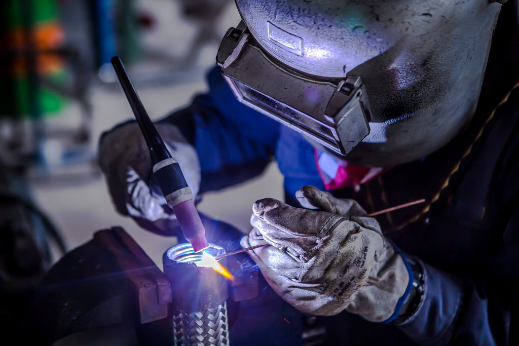 Welding Tips And Tricks: ABC; Always Be Comfortable