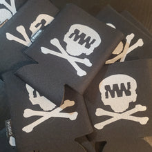 Load image into Gallery viewer, MW Skull Can Koozie