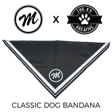 Load image into Gallery viewer, Midwest x K9 Kreative Pet Bandanas - Classic Circle Logo