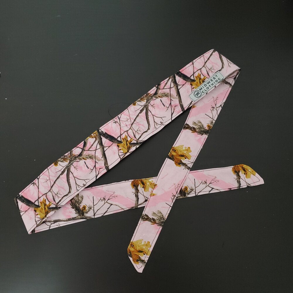Pink Branch Camo