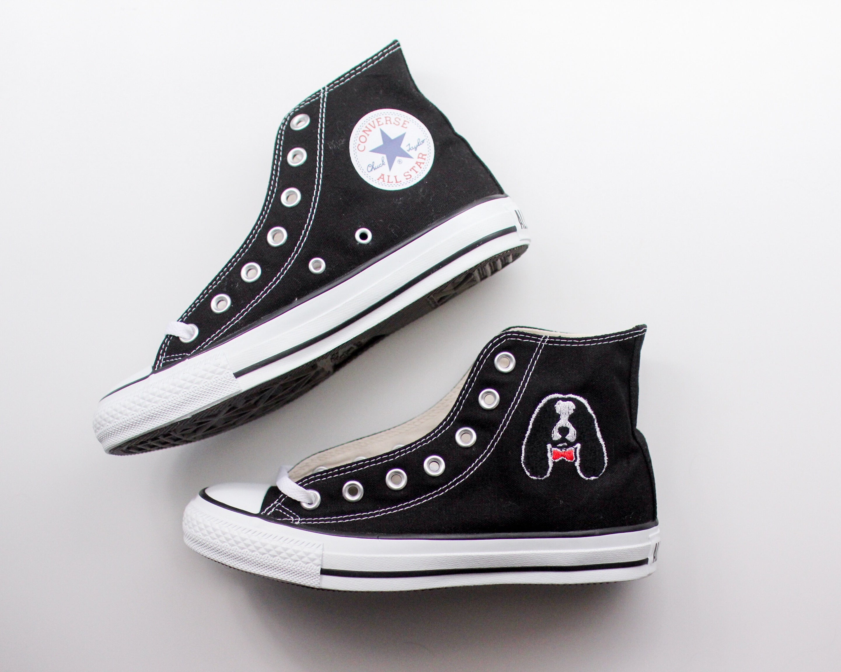 Cavalier day × CONVERSE ALL STAR HI 全6カラー