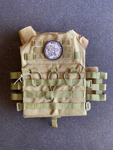 Tactical Weight Vest (Plate Carrier)