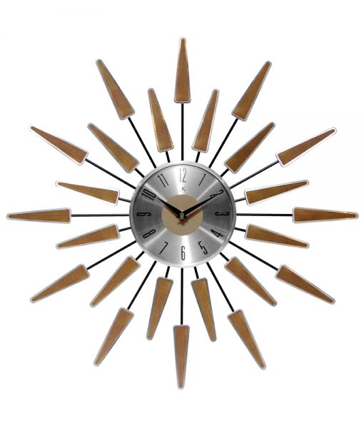Satellite Wall Clock