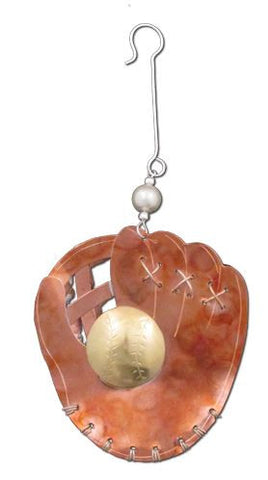 Baseball Glove Indoor Hanging Decoration