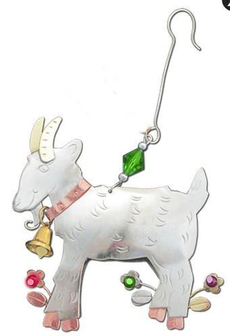 Backyard Billy Goat Indoor Hanging Decoration