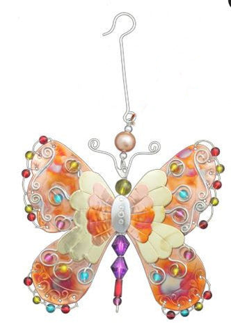 Bright Wings Butterfly Indoor Hanging Decoration