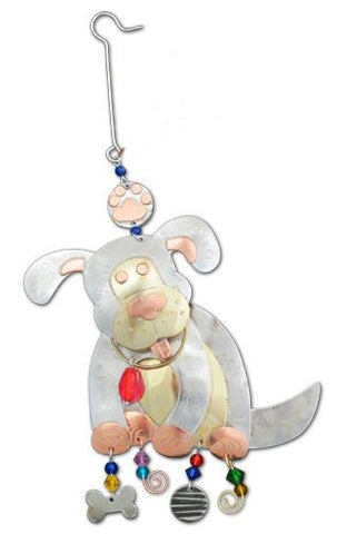 Ollie Dog Indoor Hanging Decoration