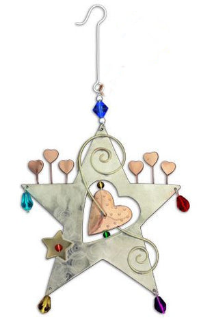 Rising Up Star Indoor Hanging Decoration