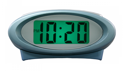 Digital Alarm Clock with Night Vision