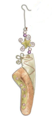 On Pointe Indoor Hanging Decoration