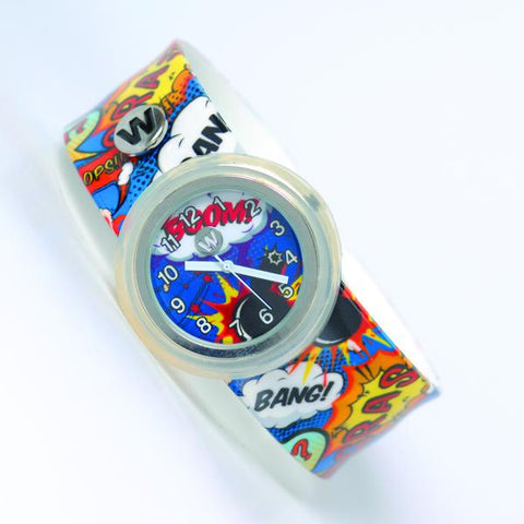 Comics Slap Watch
