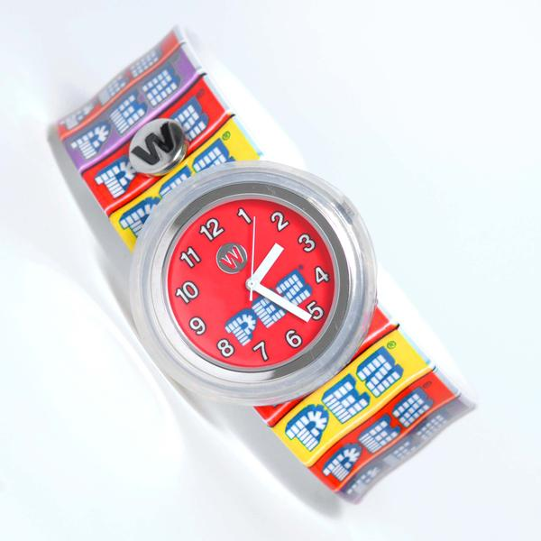 PEZ Slap Watch