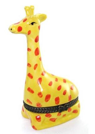 Giraffe Ceramic Box