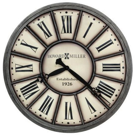 Company Time II Wall Clock