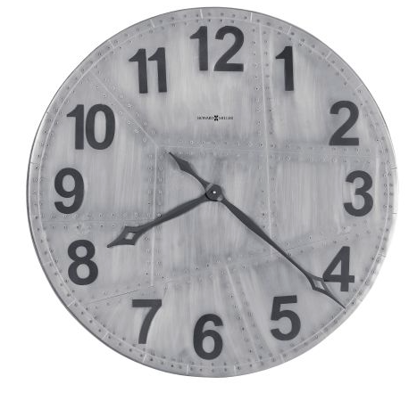 Aviator Gallery Wall Clock