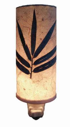 Bamboo Paper Nightlight