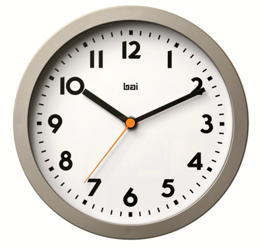 "8"" Landmark Studio Wall Clock"