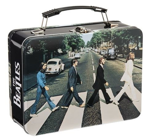 The Beatles Abbey Road Large Tin Tote