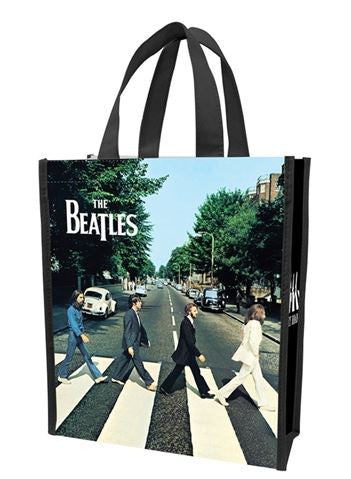 The Beatles Abbey Road Small Recycled Shopper Tote