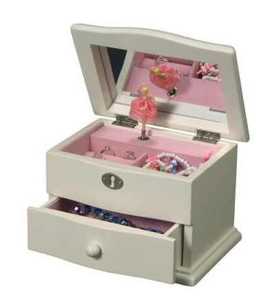 Ballerina Jewelry Box - Marianne
