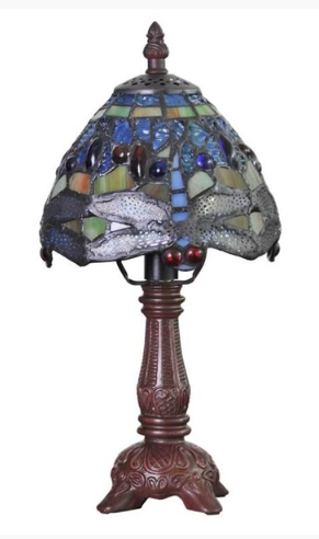 Small Tiffany Lamp