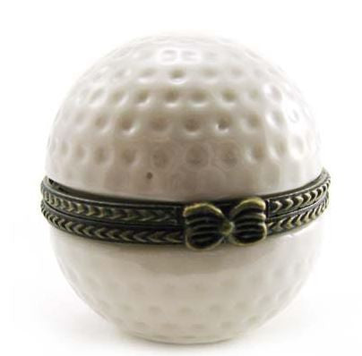 Golf Ball Ceramic Box