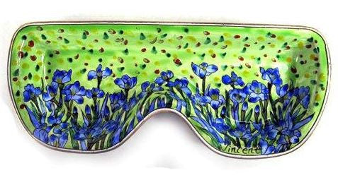 Iris Van Gogh Eyeglass Holder