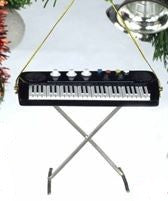 Electric Keyboard Hanging Decoration