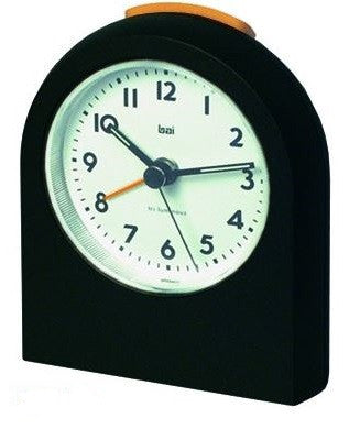 Pick Me Up Black Alarm Clock