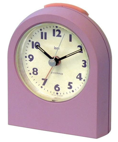 Pick Me Up Lavender Purple Alarm Clock