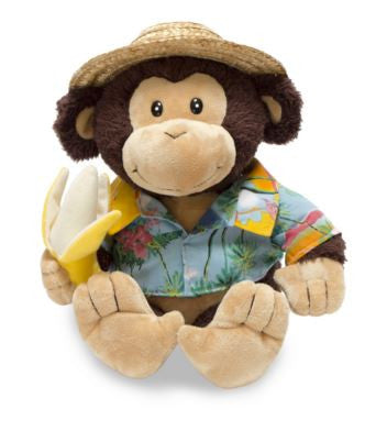 Banana Boat Bruno Singing Animated Monkey