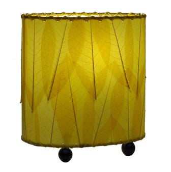 Yellow Mini Guyabano Lamp