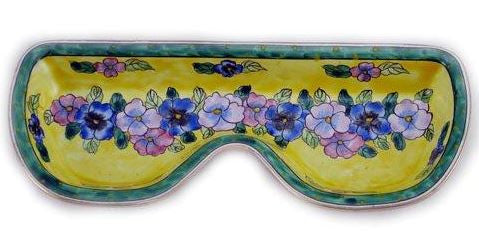 Full of Flowers Eyeglass Holder