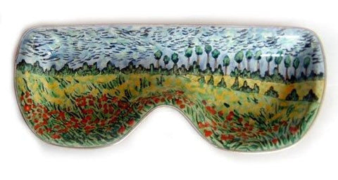 Poppies Eyeglass Holder