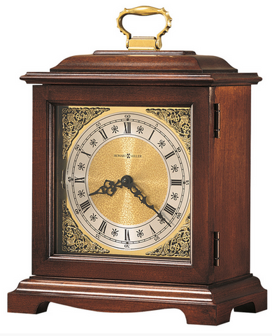 Graham Bracket III Clock