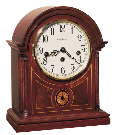 Barrister Mantel Clock