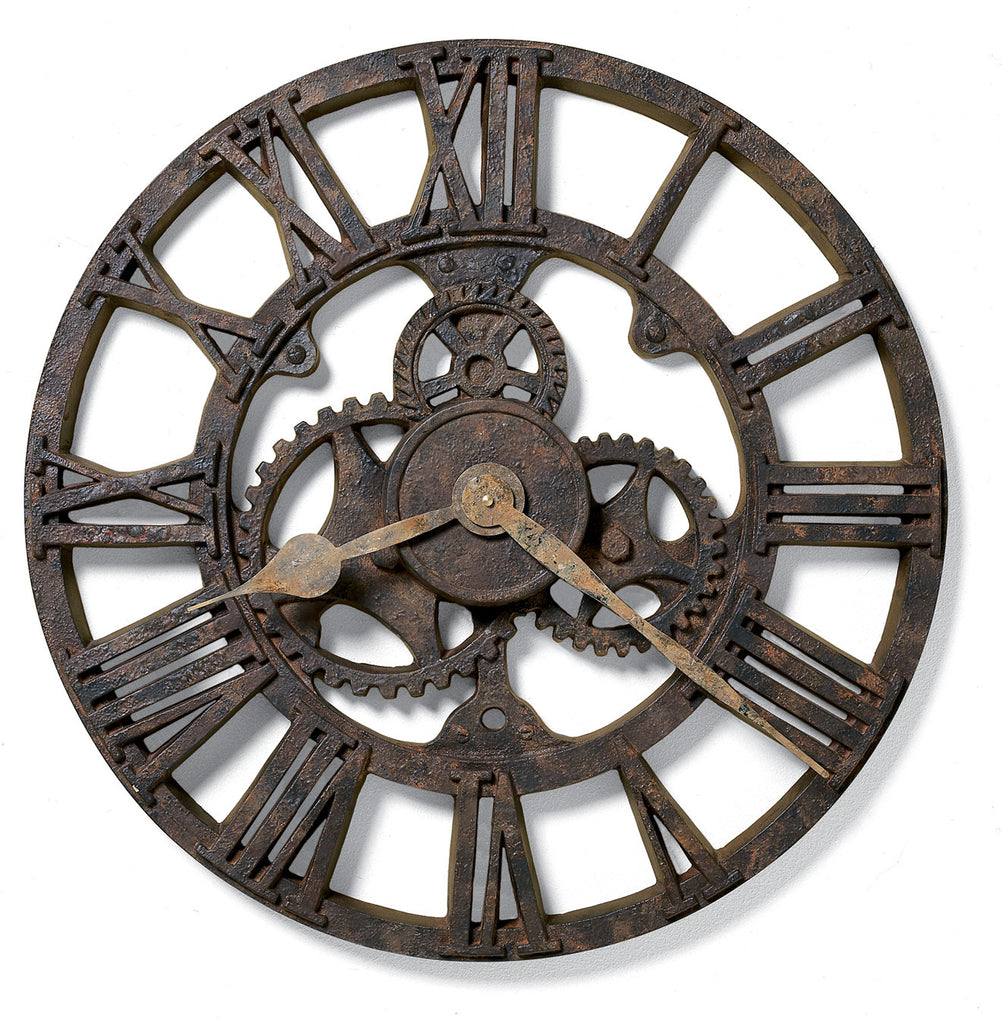 Allentown Wall Clock