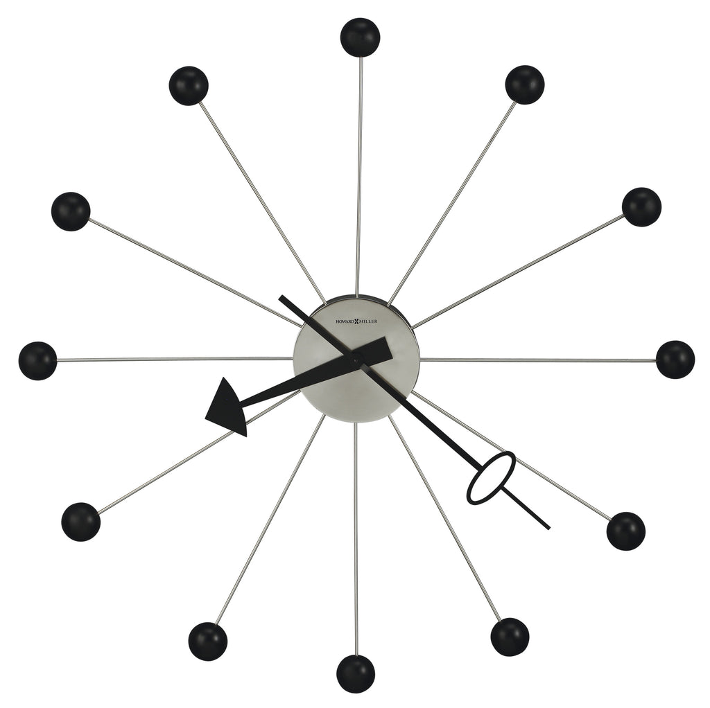 Ball II Wall Clock