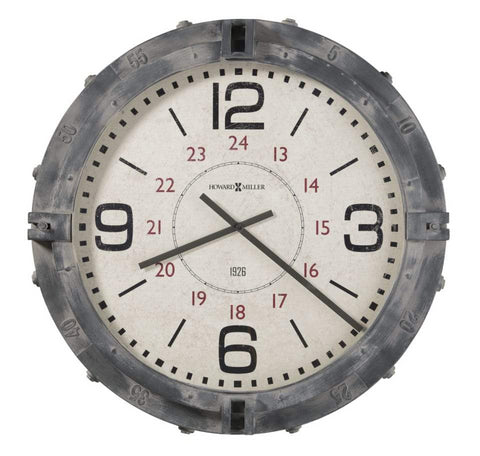 Seven Seas Wall Clock