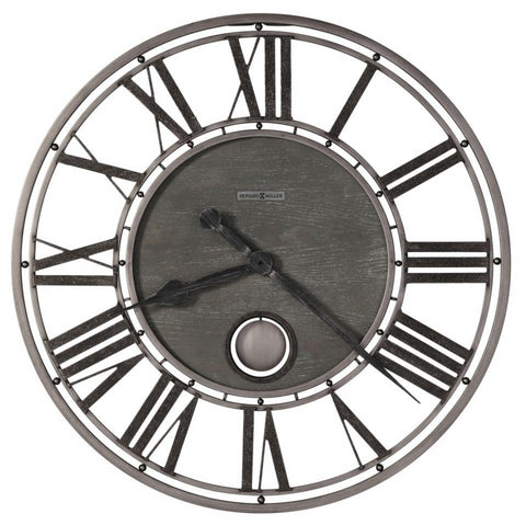 Marius Iron Wall Clock