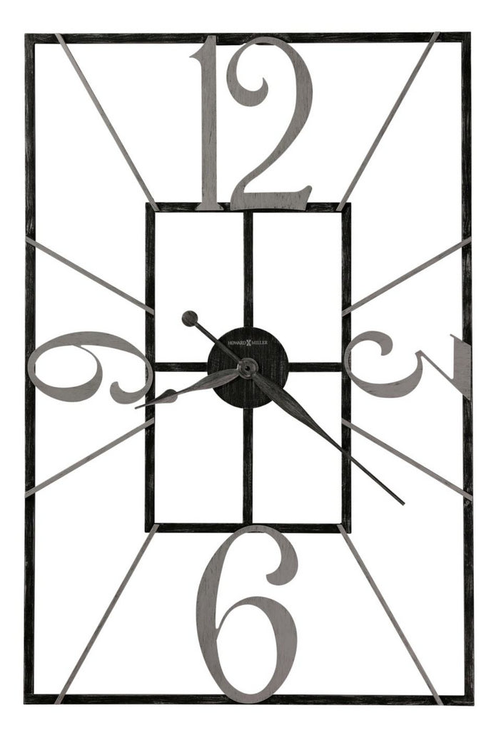 Antoine Iron Wall Clock