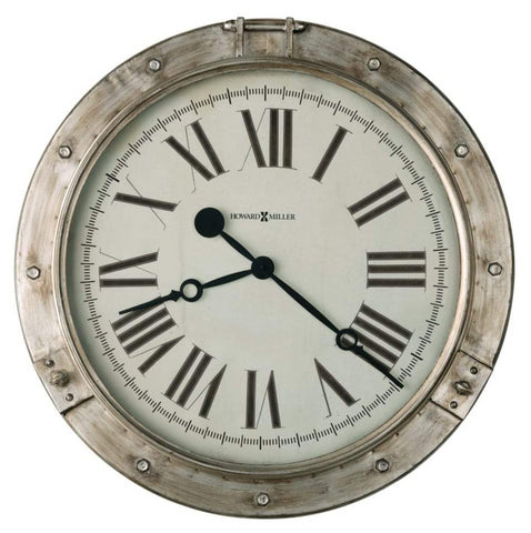 Chesney Metal Wall Clock