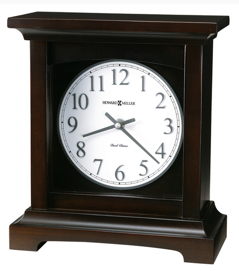 Urban Mantel II Clock